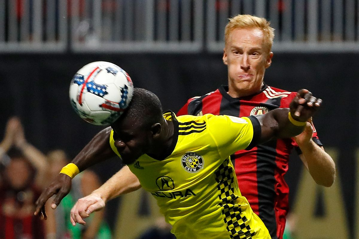 Columbus Crew v Atlanta United FC - Eastern Conference Knockout Round
