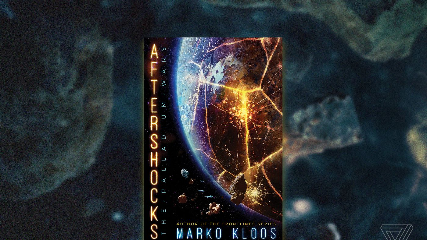 Sci-fi author Marko Kloos on what it takes to build a brand