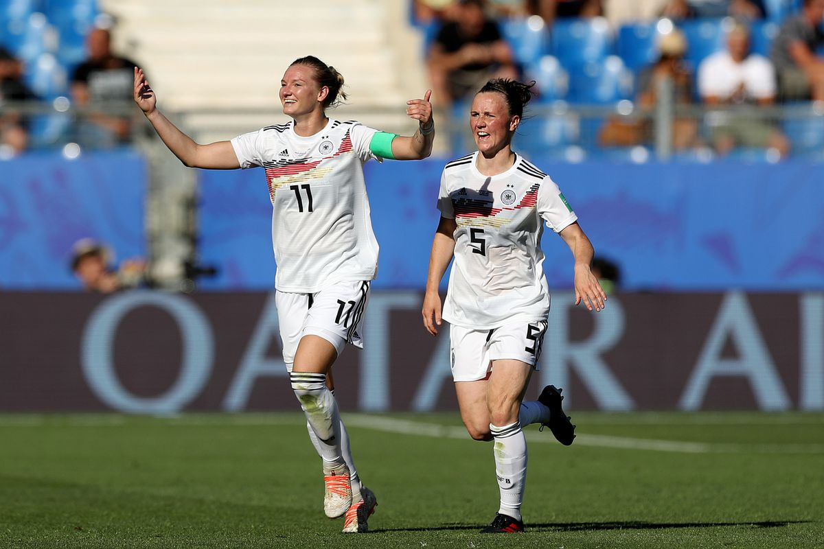 South Africa v Germany: Group B - 2019 FIFA Women's World Cup France