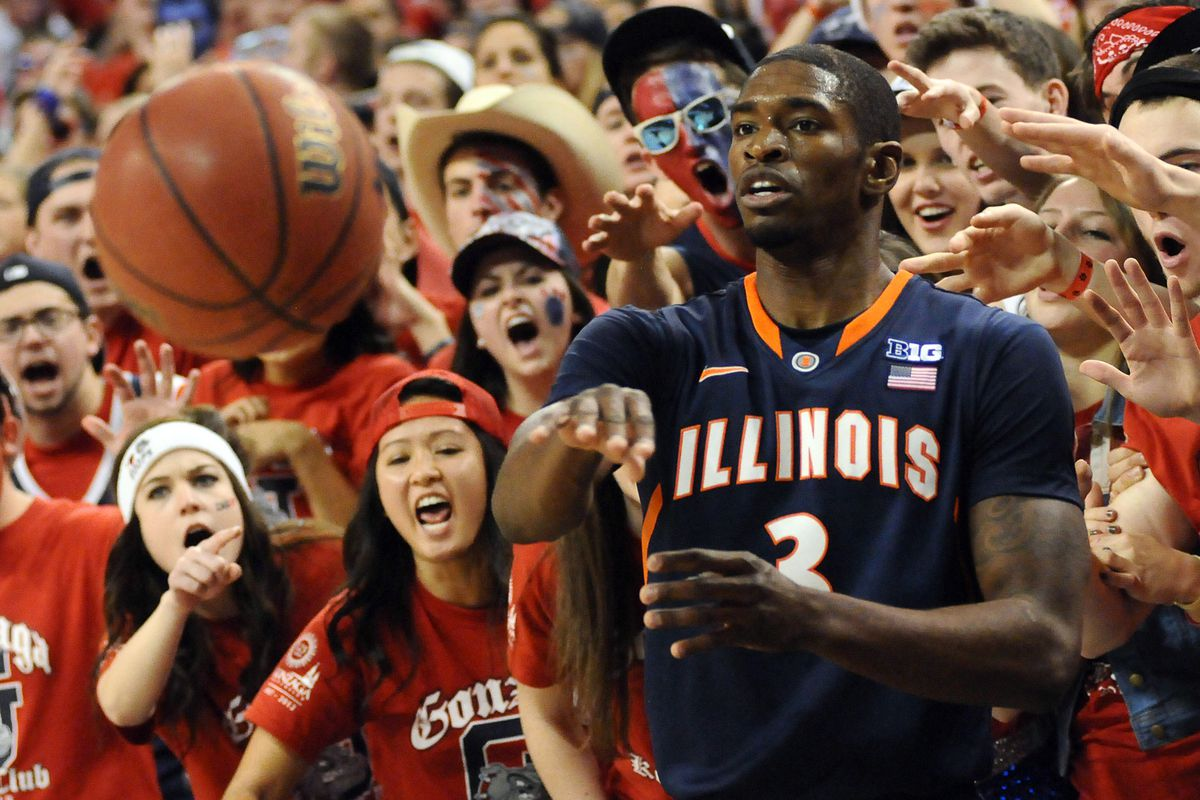 College Basketball Rankings Illinois Moves Into Top 10 Of