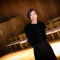 """<b>Josie Natori</b> has been in the fashion business for nearly 40 years, but that's only by accident. When we met her last fall, she told us that she <a href=""""http://sf.racked.com/archives/2014/10/13/josie-natori-interview.php"""">fell into fashion</a> whil"""