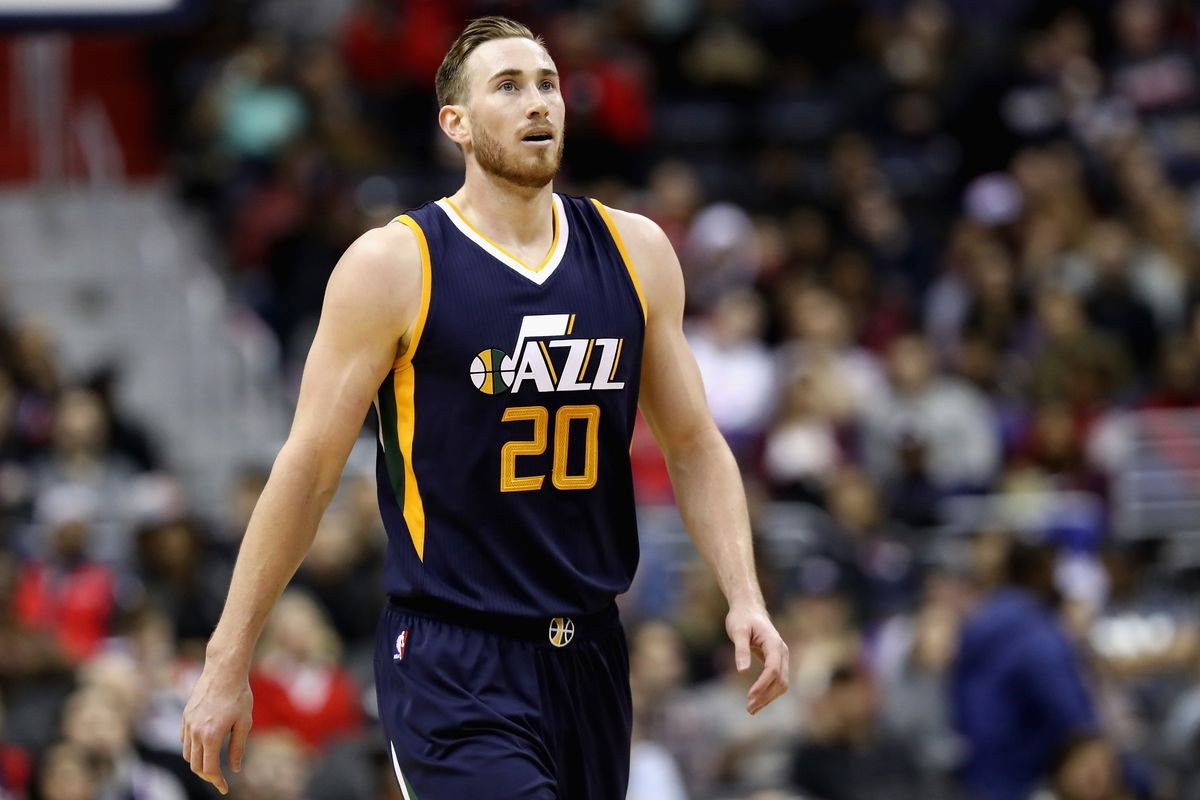 Gordon Hayward's wife accidentally got Celtics fans buzzing with photo