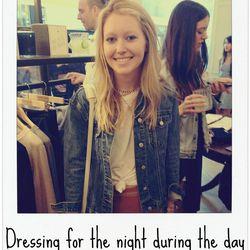 Kelly Joyce, Fashion Market Scout