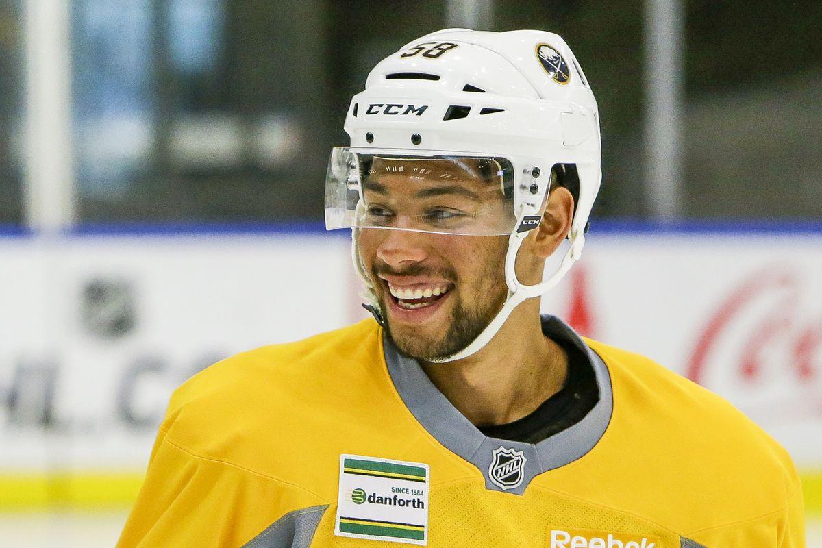 NHL: JUN 10 Buffalo Sabres Development Camp
