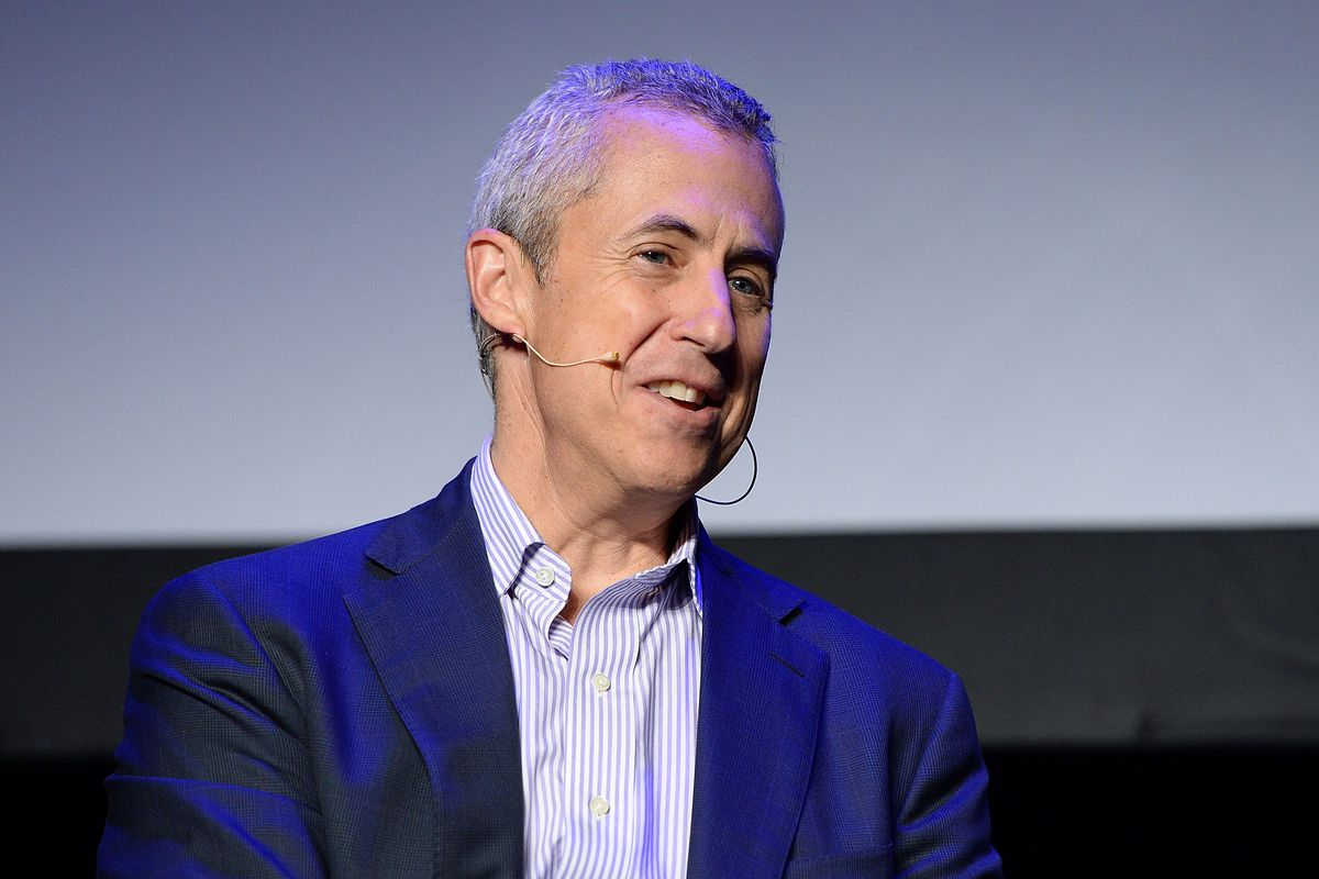 Restaurateur Danny Meyer attends Tribeca Talks: 'David Rockwell: How Does a Space Tell A Story' during the 2015 Tribeca Film Festival at Spring Studio on April 20, 2015 in New York City.