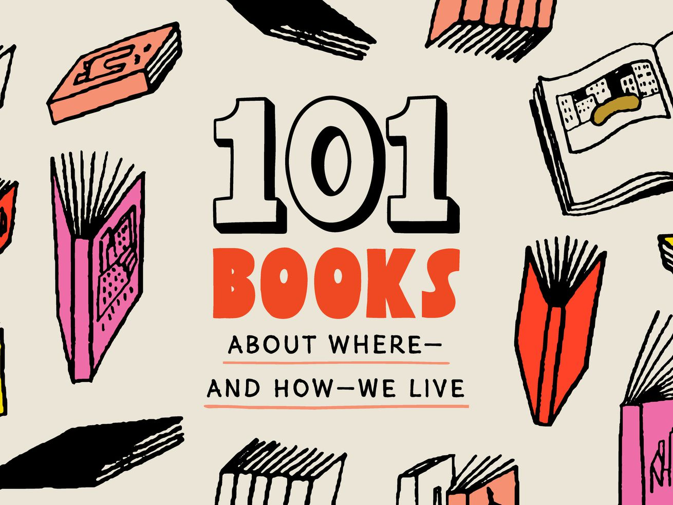 101 books about where?and how?we live