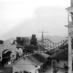 This photo shows Salt Air, which was the place to go for furn early in the 20th century.