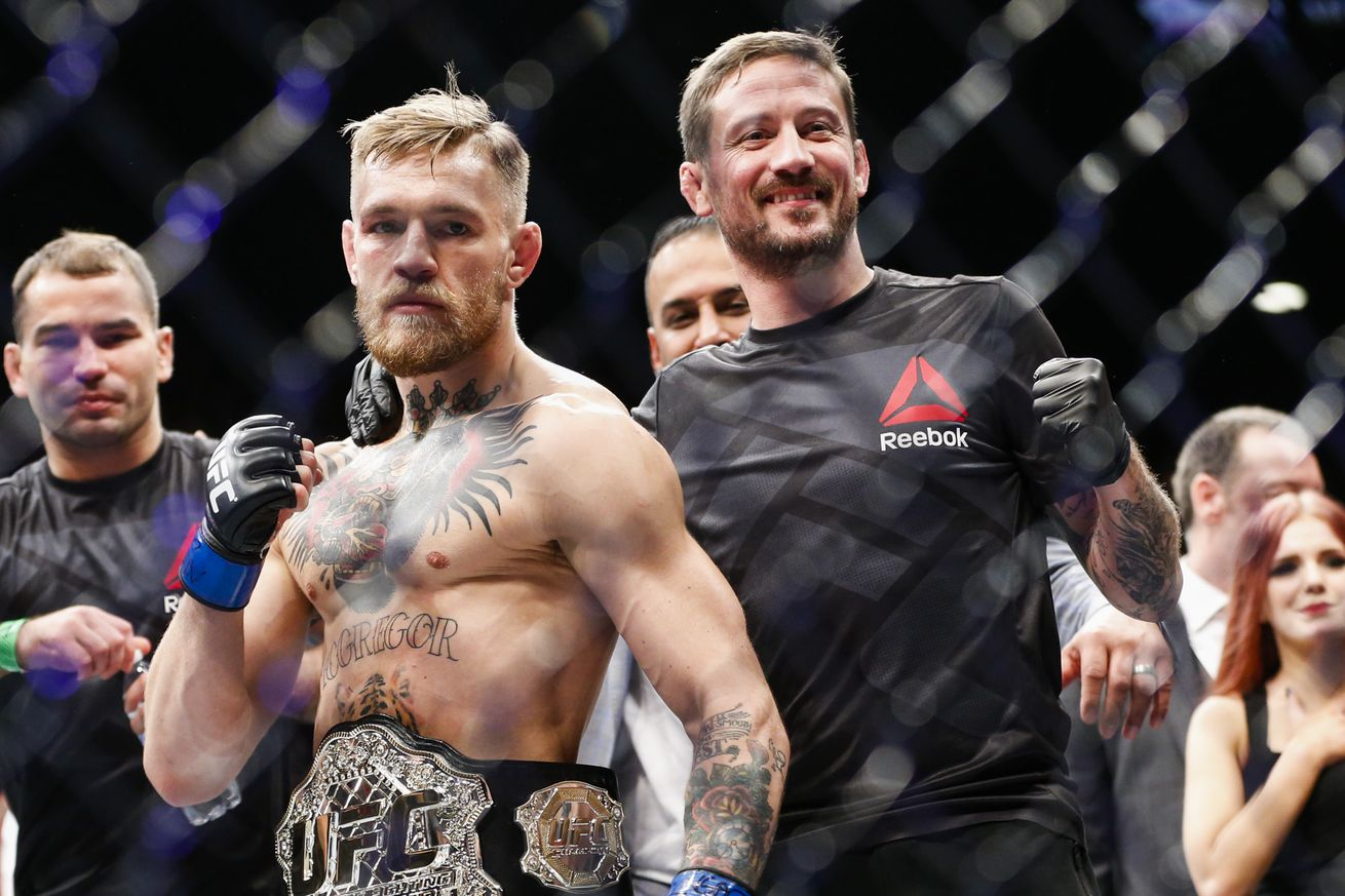 community news, John Kavanagh: Conor McGregor doing 'four times' more sparring for Floyd Mayweather camp