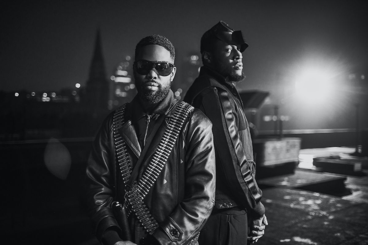 Ghetts and Stormzy