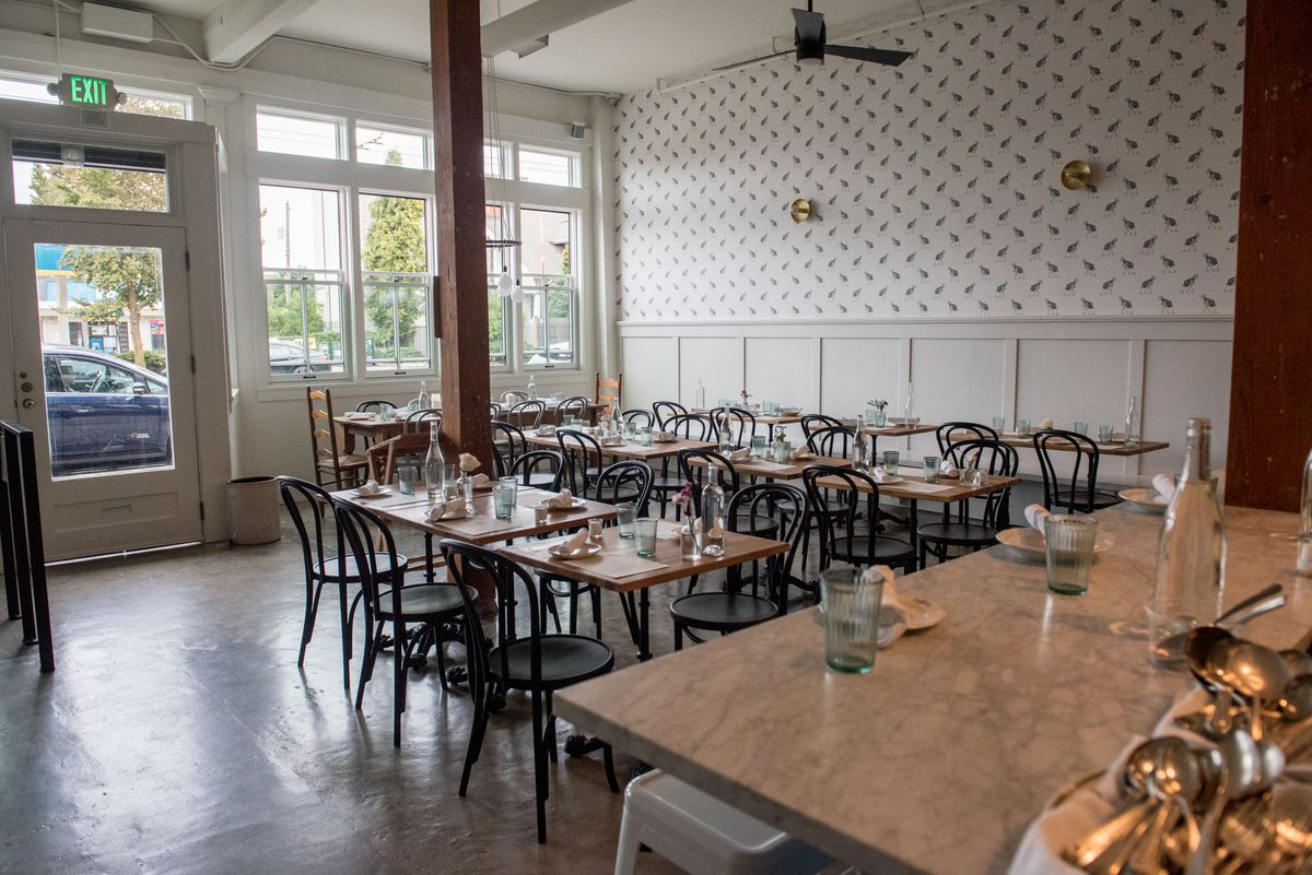 Beacon Hills New Restaurant Homer Is An Instant Hit Eater Seattle