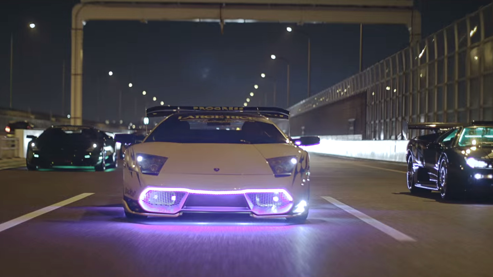 These Are The Customized Lamborghinis Of Japan S Underworld The Verge