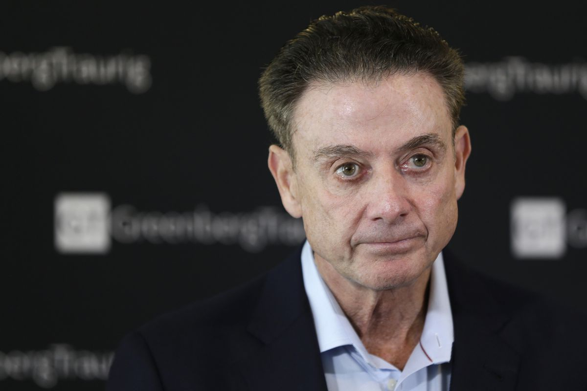 The NCAA  accused former Louisville basketball coach Rick Pitino of failing to promote an atmosphere of compliance.