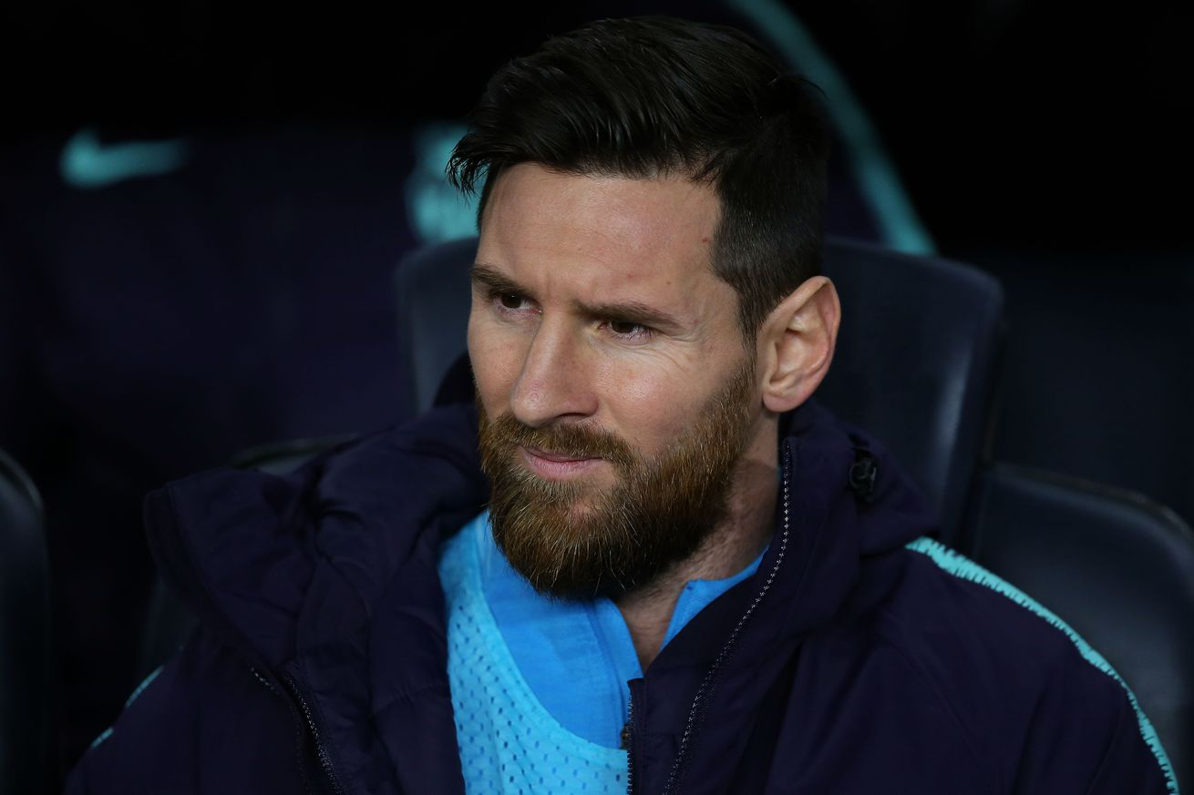 Barcelona are preparing for life after Messi - Bartomeu