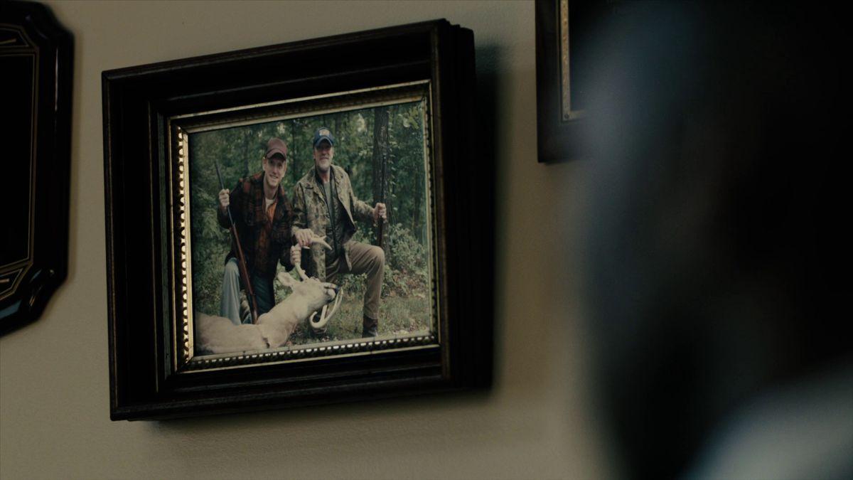True Detective season 3 episode 6 Harris James Hoyt deer picture