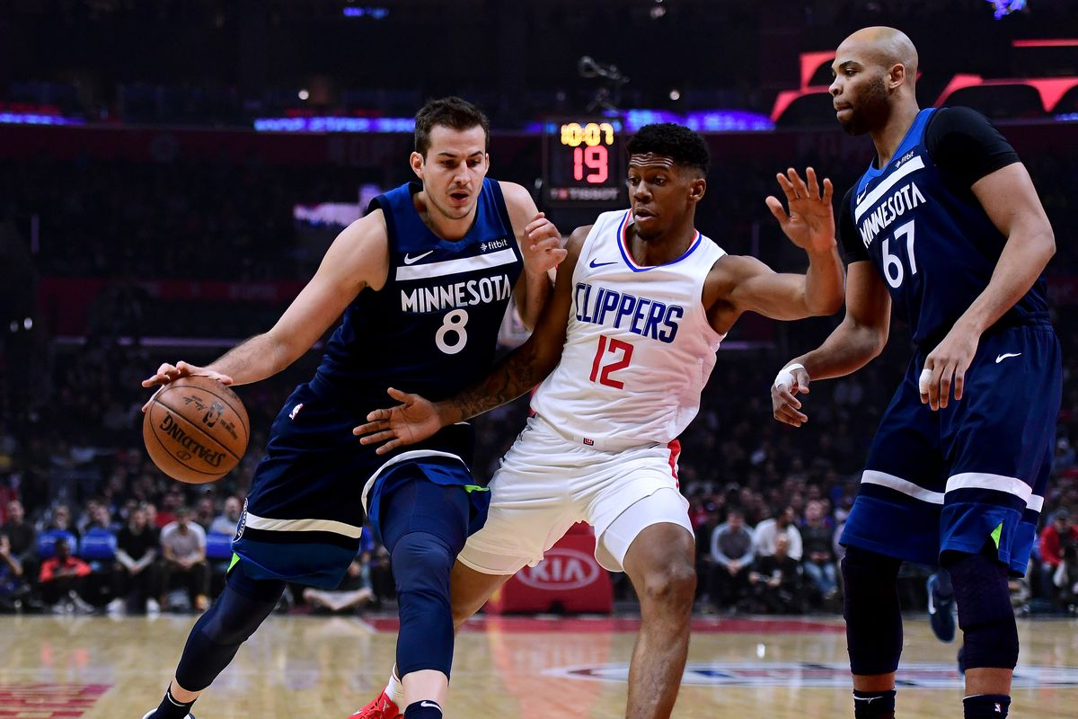 Clippers 2018-2019 Player Previews  Ty Wallace is Good and Has Plenty of  Room for Growth 24e79b6f3bc8