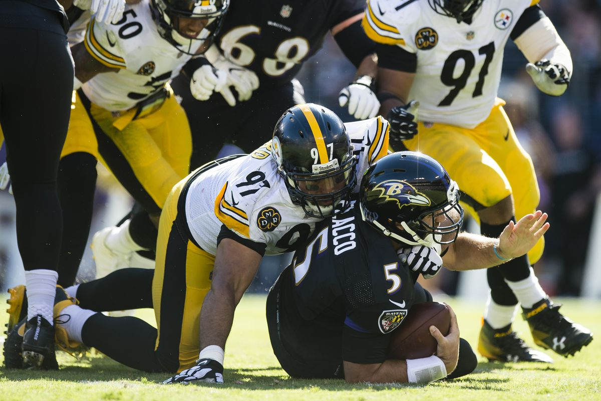 16a2f69c6 Steelers may already have passed their stiffest AFC North test ...