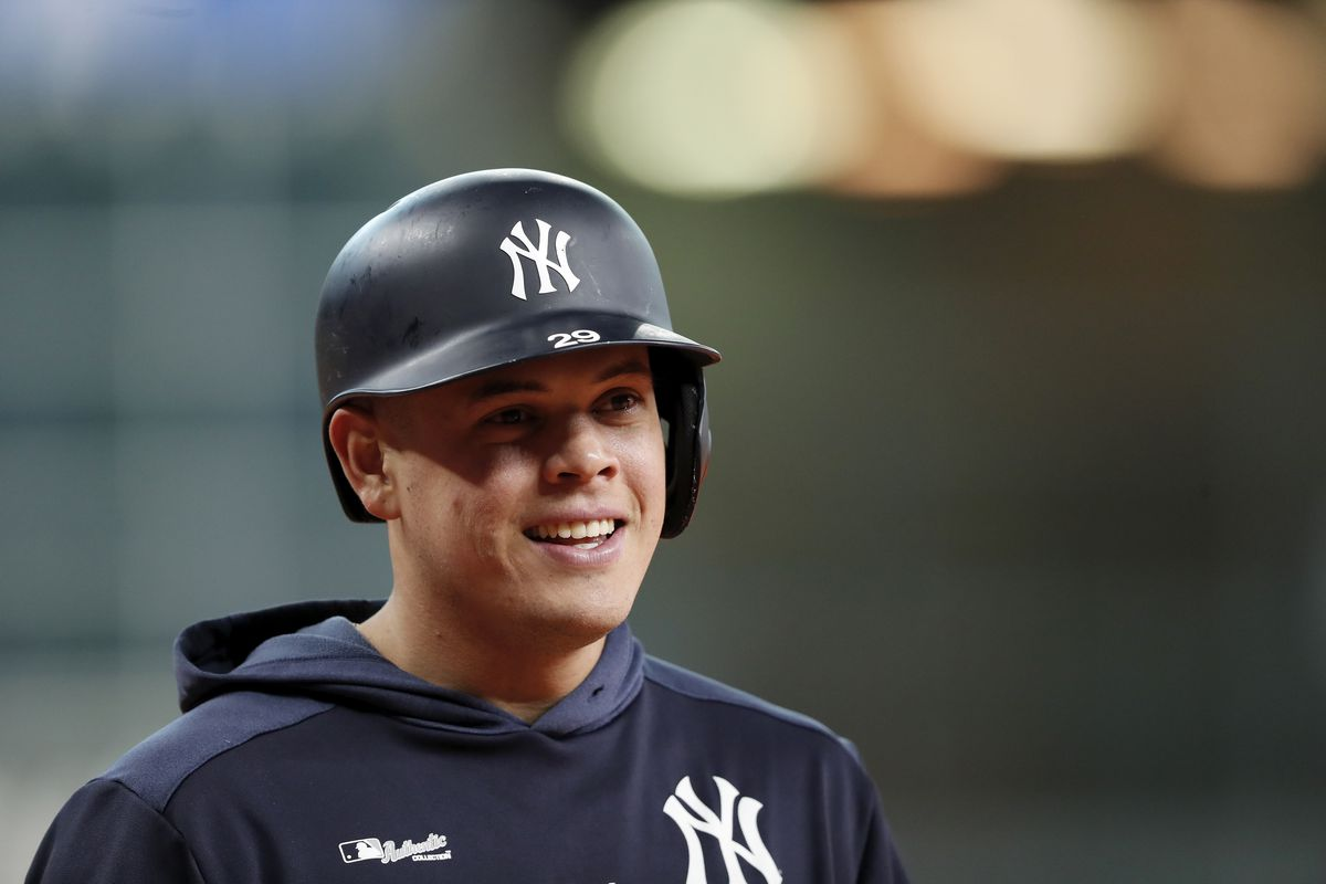 Why Gio Urshela should start the year as the Yankees' third baseman