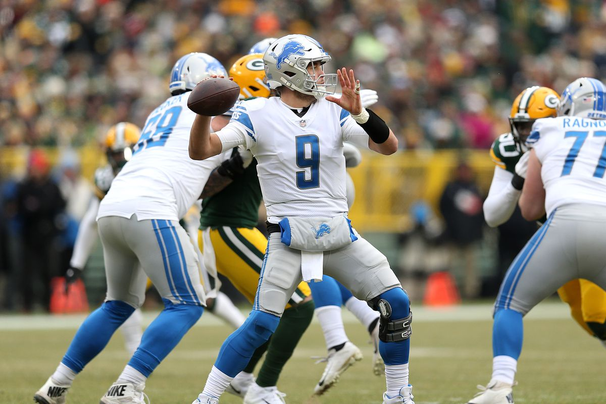 Lions Packers Final Score Detroit Ends Season With First Shutout In 22 Years 31 0 Pride Of Detroit