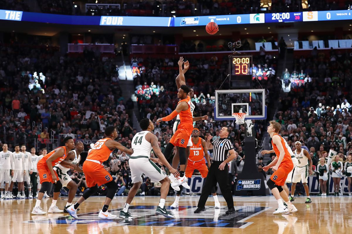 Previewing The 2018 19 Syracuse Orange Men S Basketball Team Troy