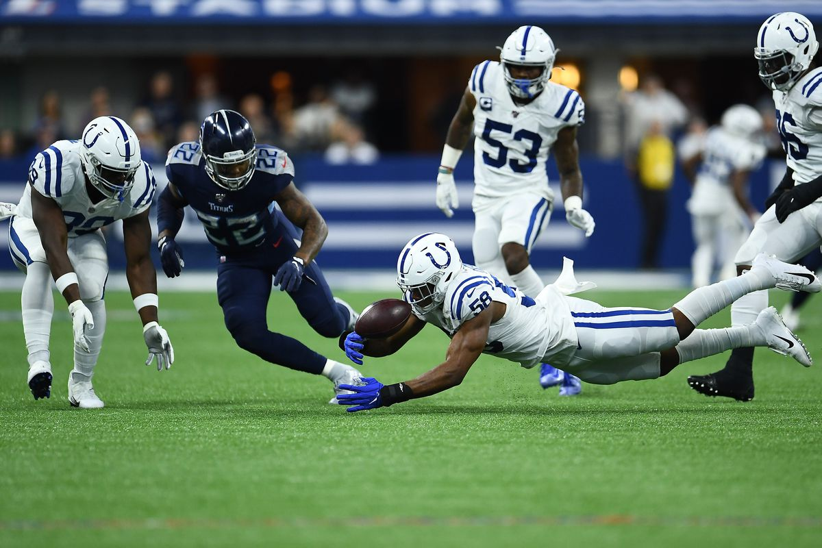 Colts Vs Titans Winners And Losers From Week 13 Stampede Blue