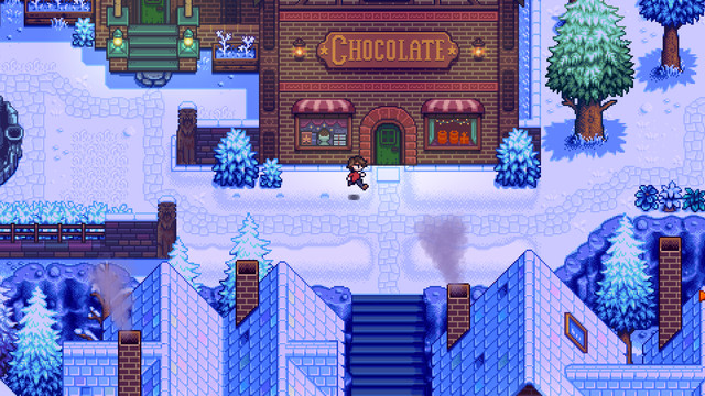 Stardew Valley creator's next game shifts from farming to chocolate-making