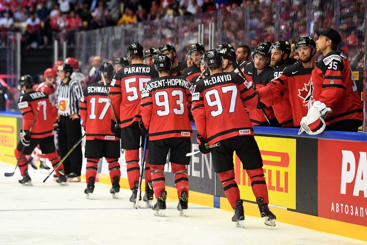 Canada v Denmark - IIHF World Championship 2018