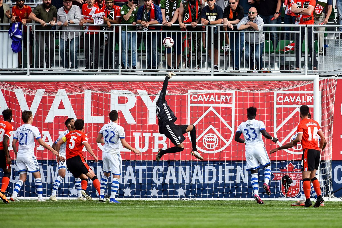 SOCCER: AUG 14 CPL - Montreal Impact at Cavalry FC
