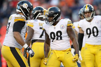 281943915a4 Predicting the Steelers  Week 17 inactive list vs. the Bengals
