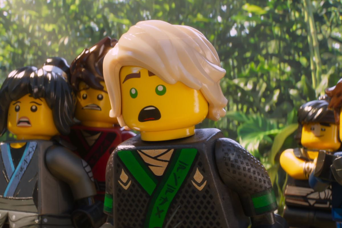 Fun Lego Ninjago Movie Doesnt Quite Stack Up To Earlier Films