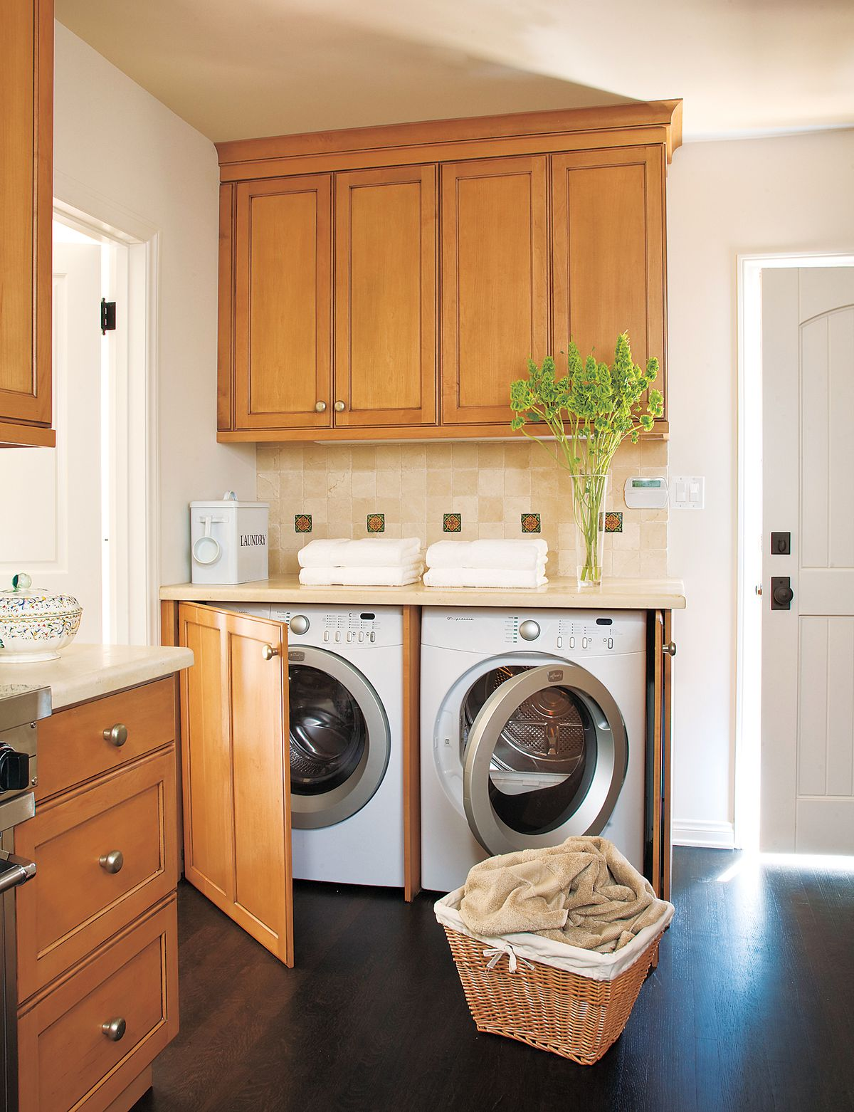 17 Ideas for a Fully Loaded Laundry Room - This Old House