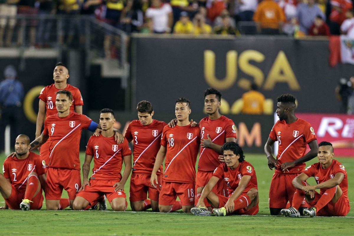 0ae969347a2 Rumor: Peru out of World Cup, Italy or USMNT in? - Stars and Stripes FC