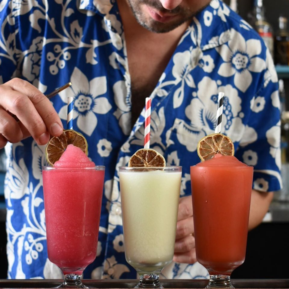 A look at Cotton & Reed's cocktails.