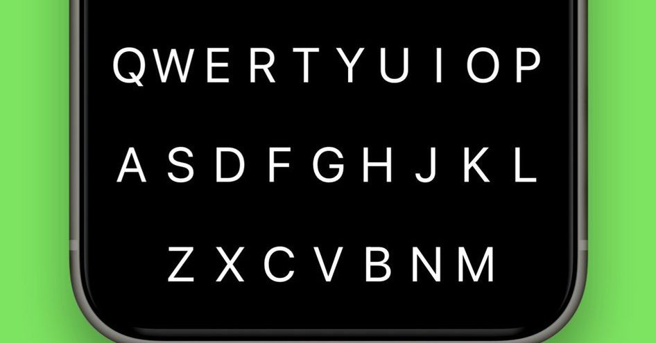 If you're a blind or low-vision iPhone user who relies on the FlickType keyboard to type, I've got some bad news — you're about to become a ca