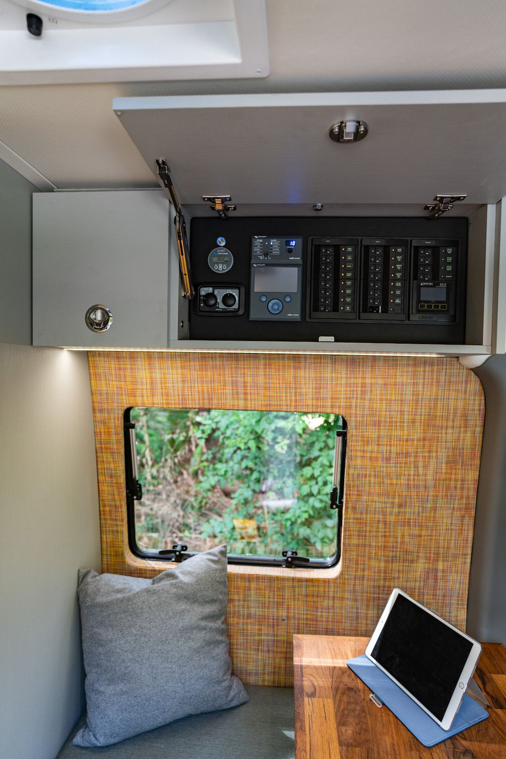 Converted Sprinter Camper Van Is A Bold Take On Van Life