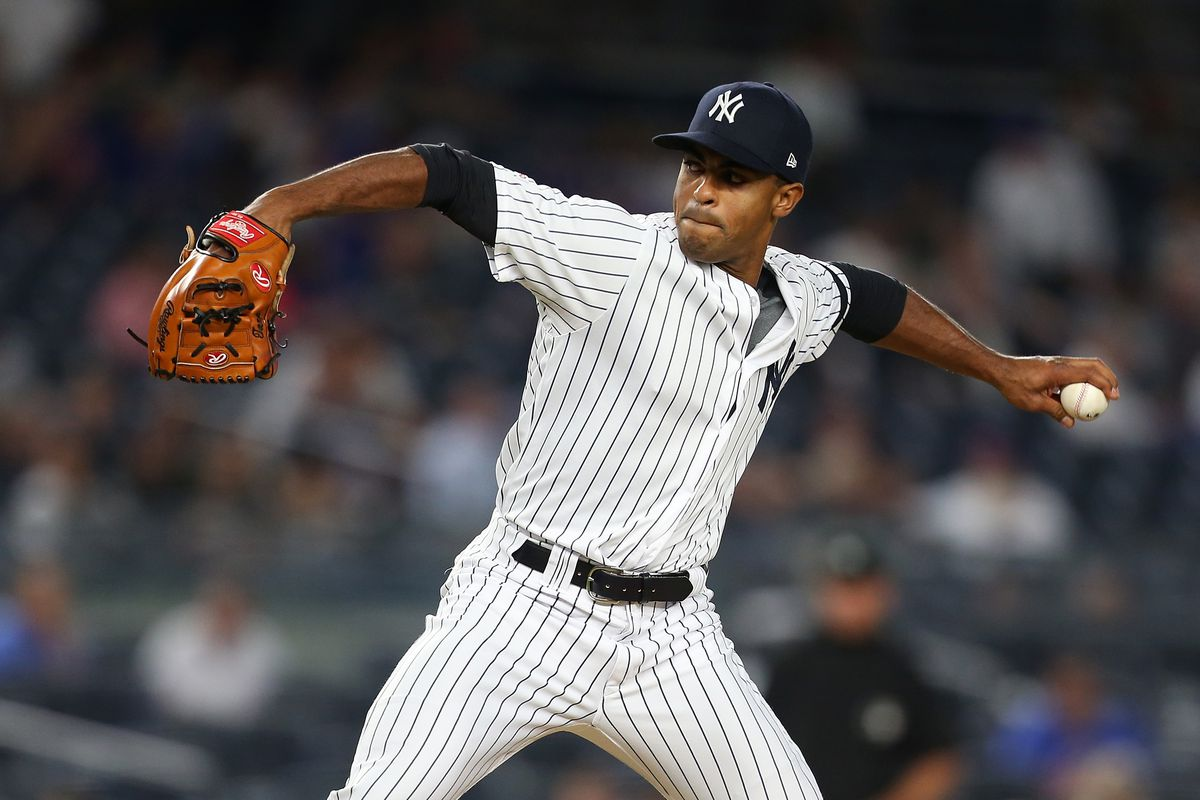 The Yankees have an opening after moving on from Stephen Tarpley