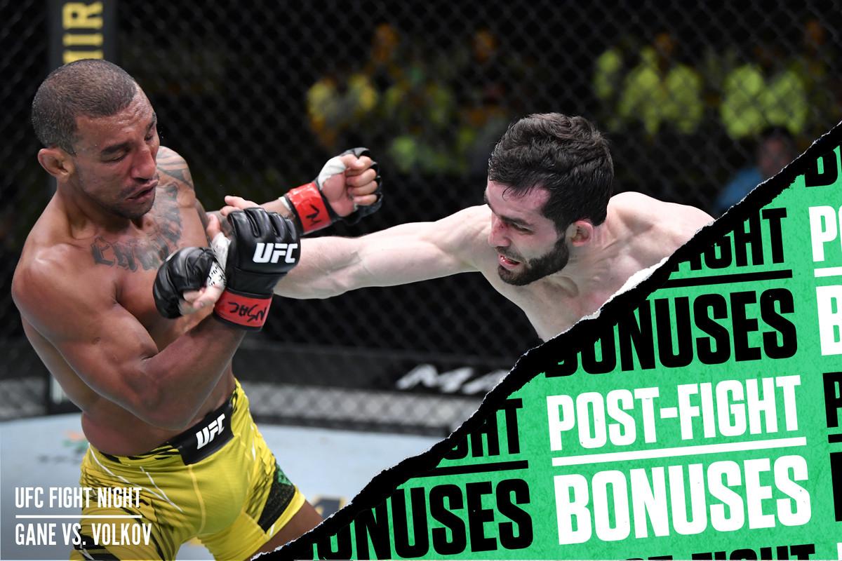Raoni Barcelos vs. Timur Valiev at UFC Vegas 30