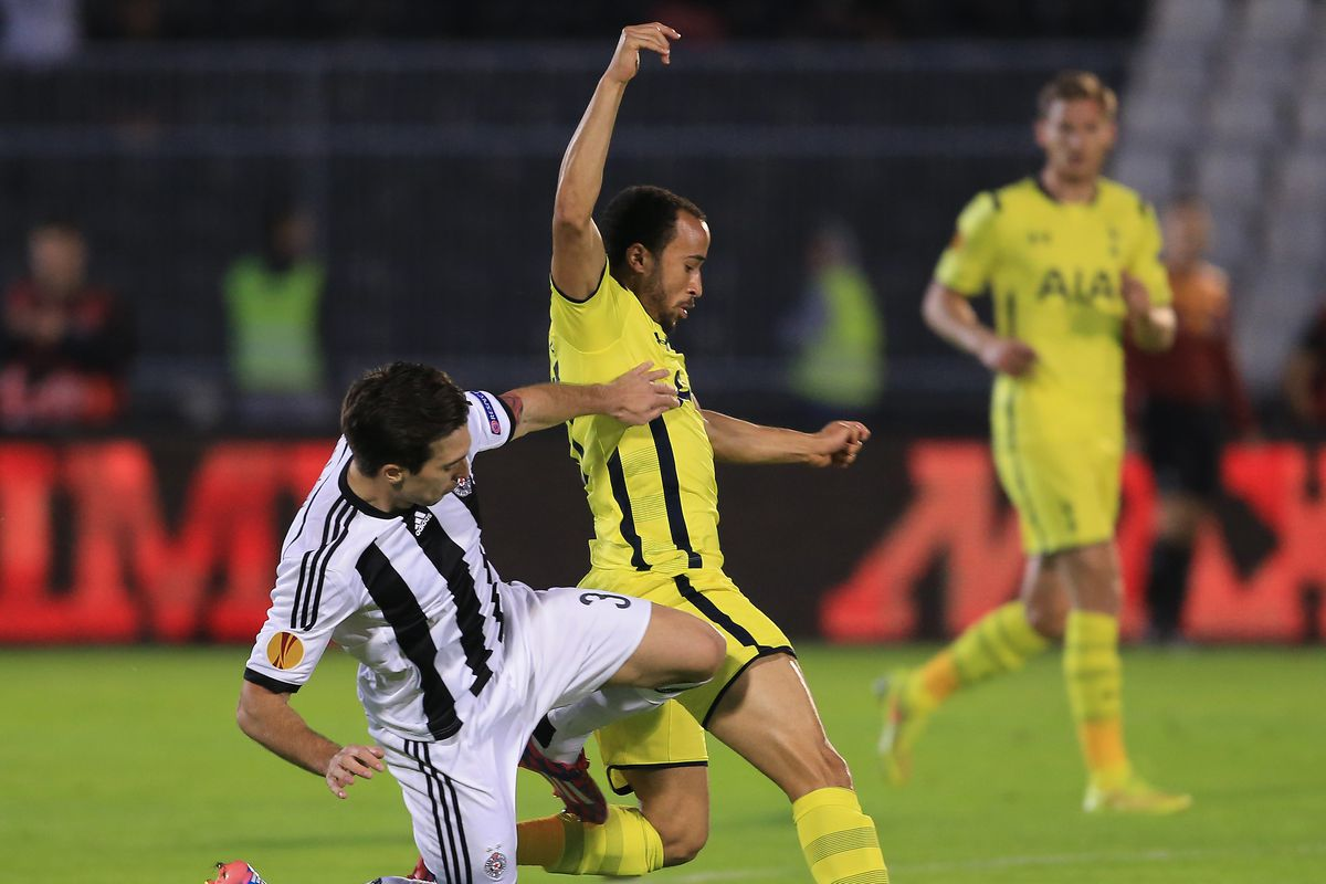 FK Partizan v Tottenham Hotspur FC - UEFA Europa League
