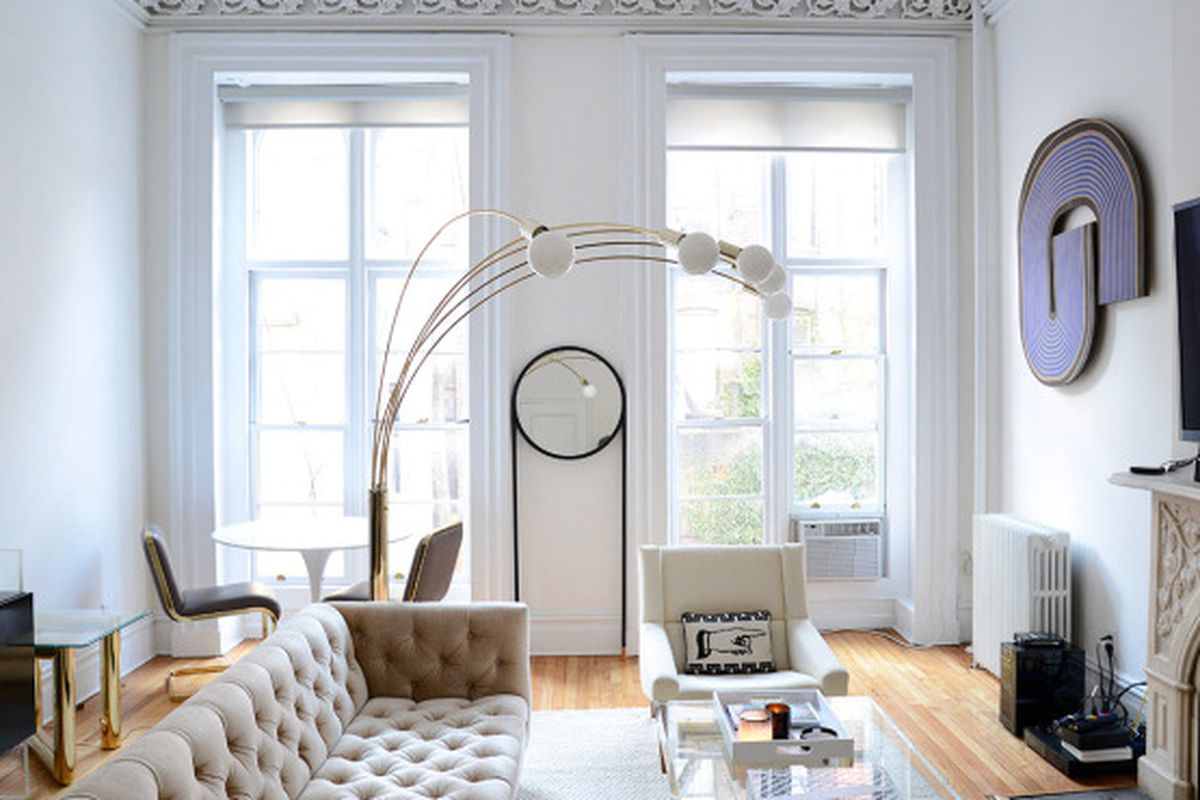 An interior designed by Homepolish  Image via Homepolish. How Homepolish Is Disrupting the Interior Design Industry   Racked
