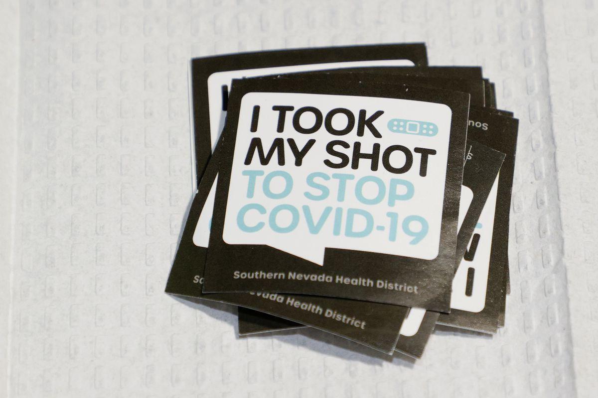 Larry Flynt's Hustler Club Hosts Pop-Up Vaccination Site In Las Vegas