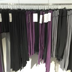 Chacott pants, $20 to $30