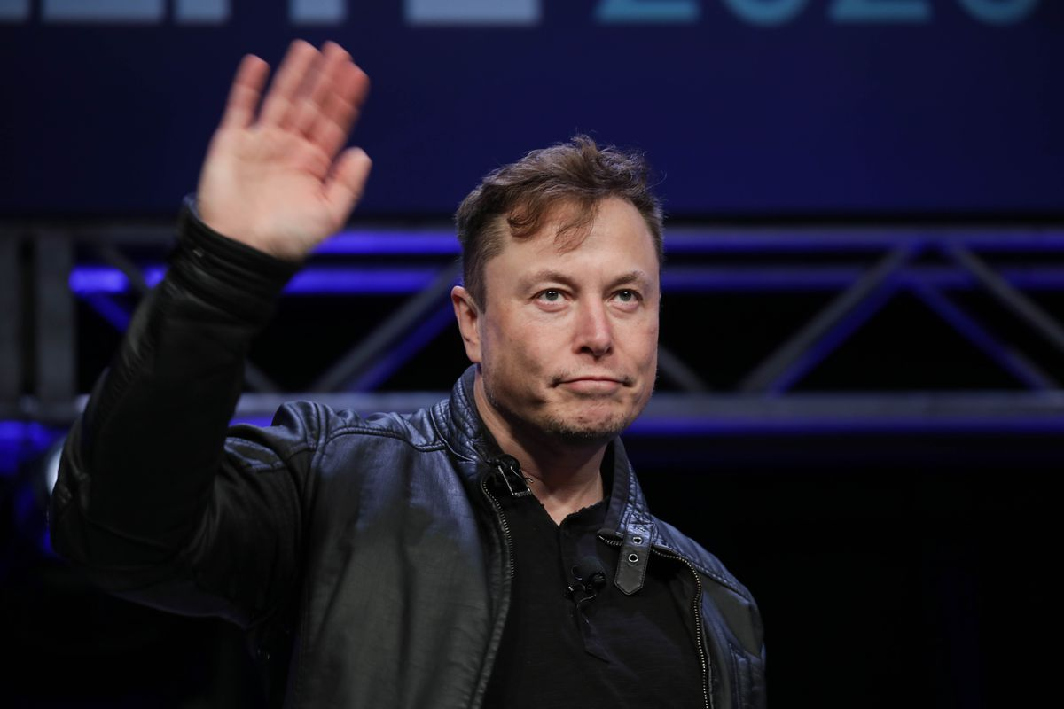 elon musk get out from tesla