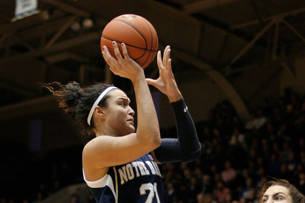 Kayla McBride: ESPNW National Player of the Week and ACC Player of the Week.
