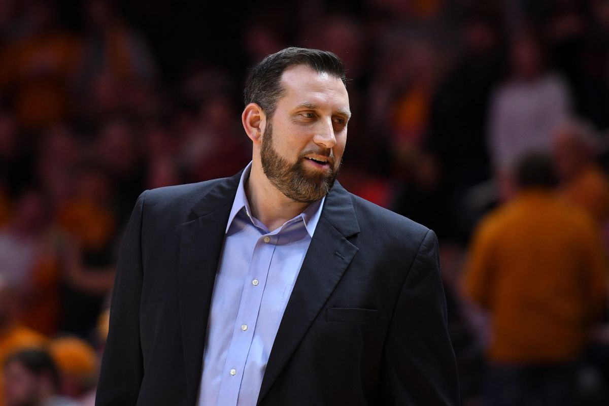 NCAA Basketball: Samford at Tennessee
