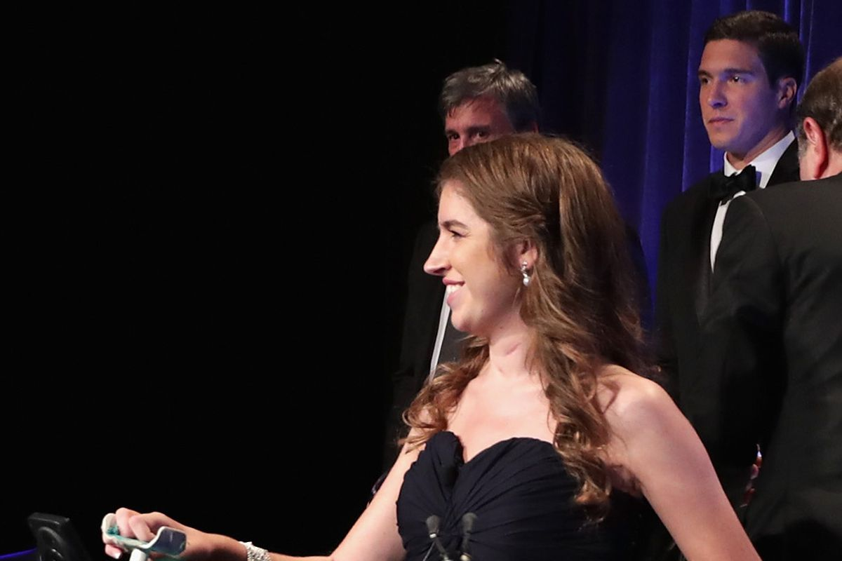 The Christopher & Dana Reeve Foundation Hosts 'A Magical Evening' - Inside