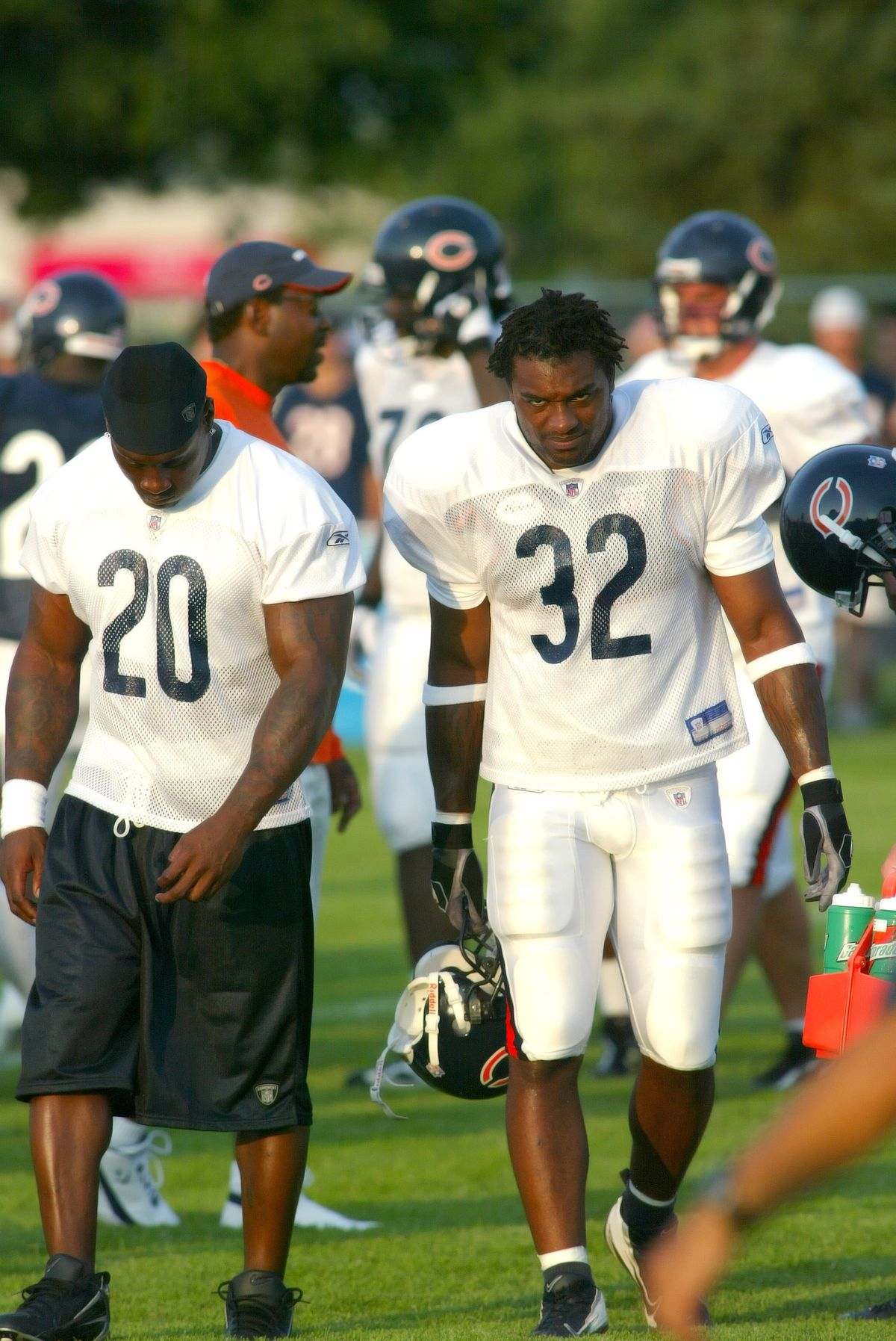 Chicago Bears Training Camp - July 30, 2006