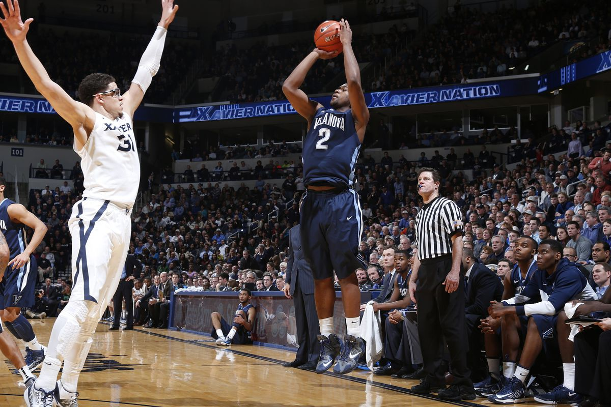 Villanova will look for sophomore Kris Jenkins to shoulder more of the three point load