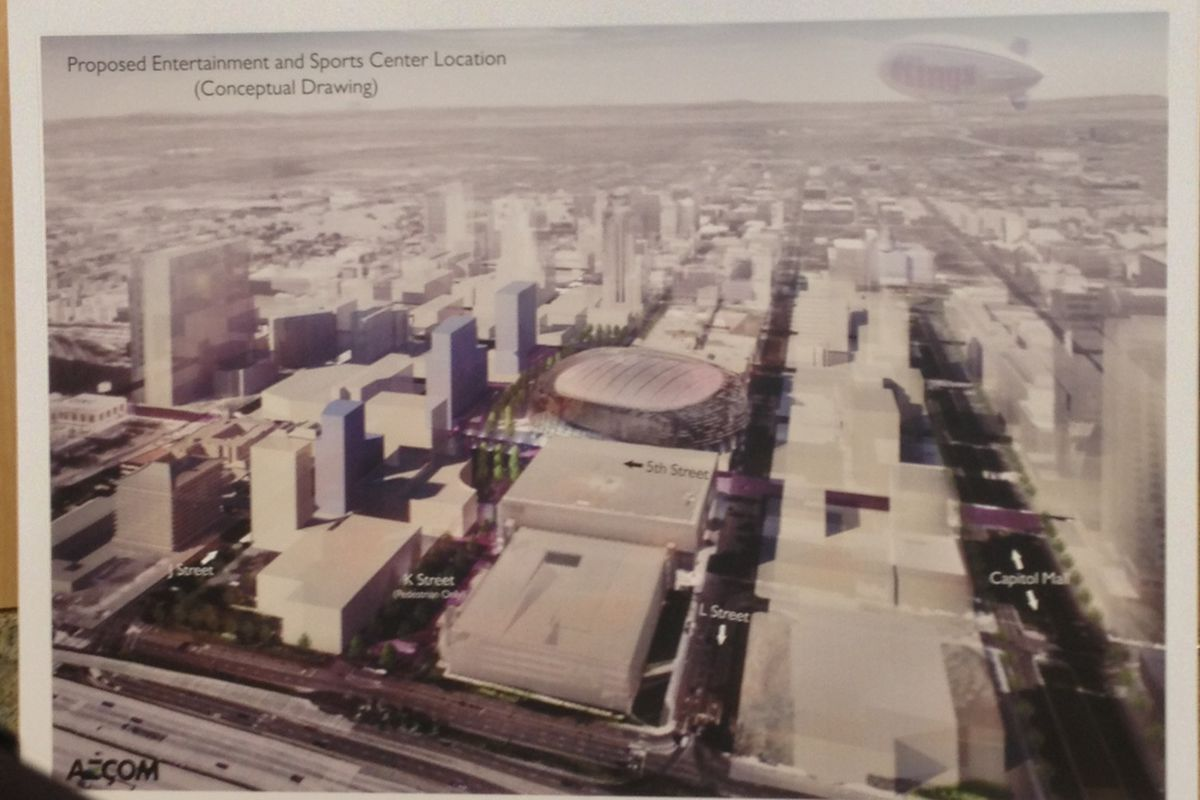 Agreement Reached On A Term Sheet For Downtown Arena Sactown Royalty