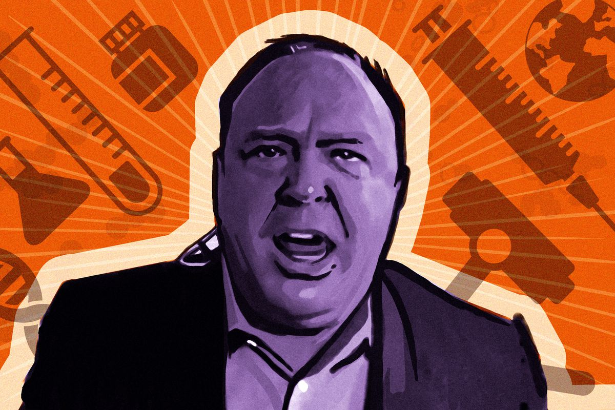 Anti Vaccination Lunacy Wont Stop >> I Watched Alex Jones Give His Viewers Health Advice Here S What I