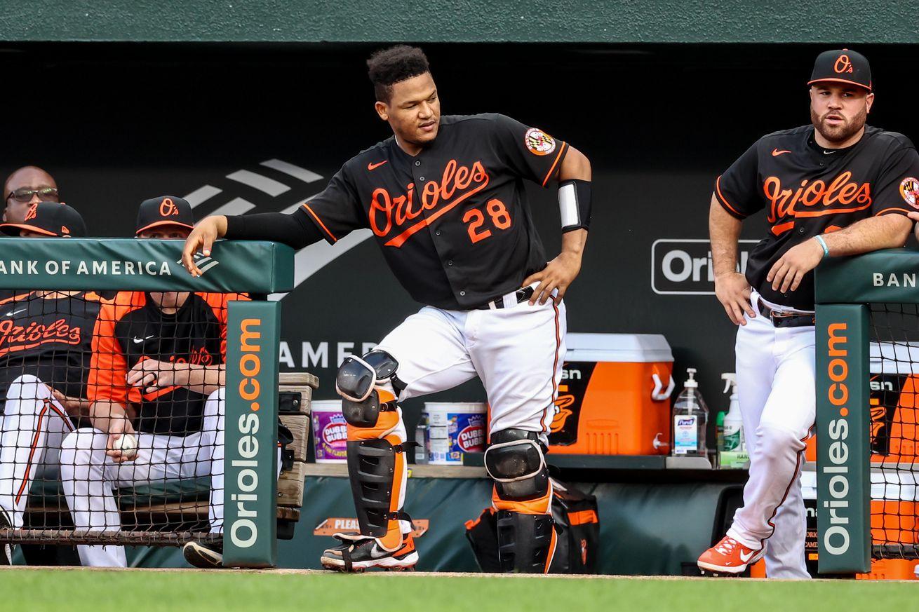 MLB: JUL 09 White Sox at Orioles