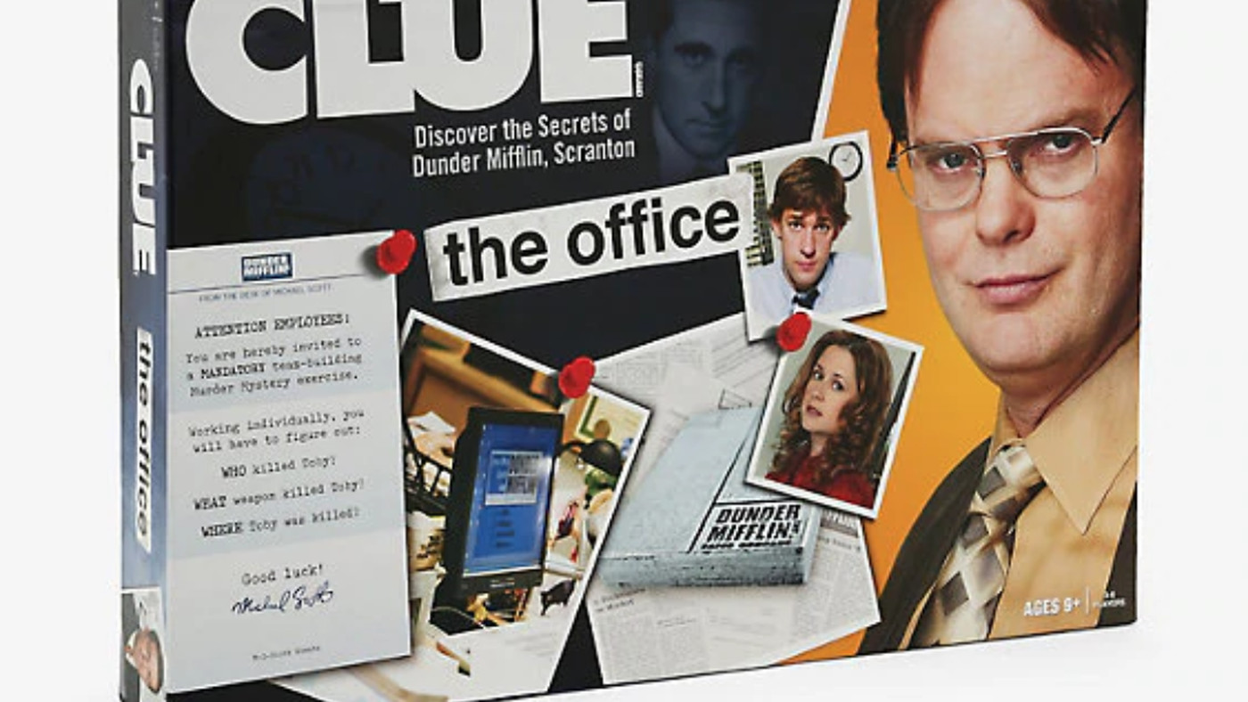 You Can Now Solve Your Own 'The Office' Murder Mystery